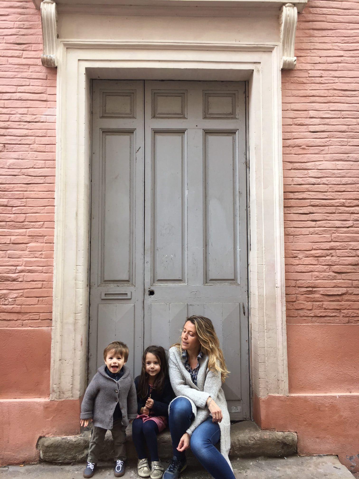 Marie, Maman de Jeanne, 5 ans et Gaspard 2 ans – Fondatrice de Milky Paris.