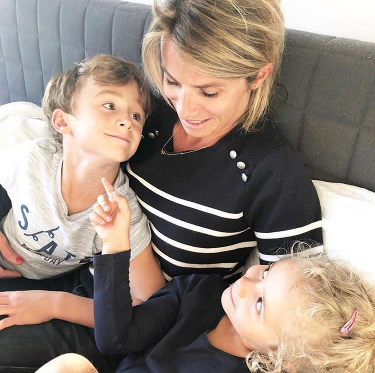 Caroline, maman d'Arthur, 6 ans & Clara, 4 ans – Fondatrice de Minimiz