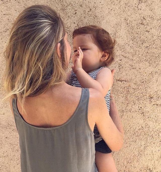 Charlene, maman de Pïa, 3 ans – Travaille dans la mode.