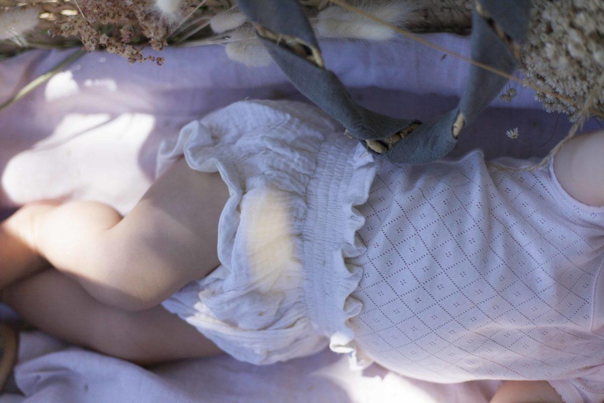 Bloomer Crème chantilly - un nid dans les nuages