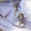 sam le mouton jouet d'éveil 3 en un - un nid dans les nuages